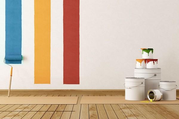 Peintre décorateur - murs et sols